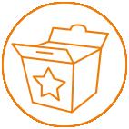 Valdor Icon Verpackungsdesign