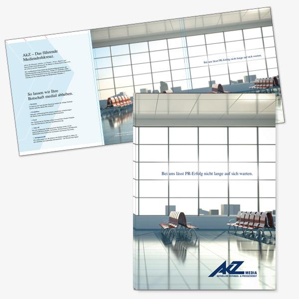 Broschuere AKZ Media