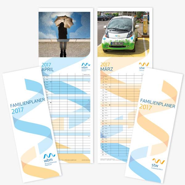 Kalender Stadtwerke